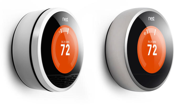 Nest Thermostat by Fast Company Design